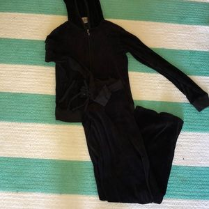 Juicy Couture Hooded Tracksuit
